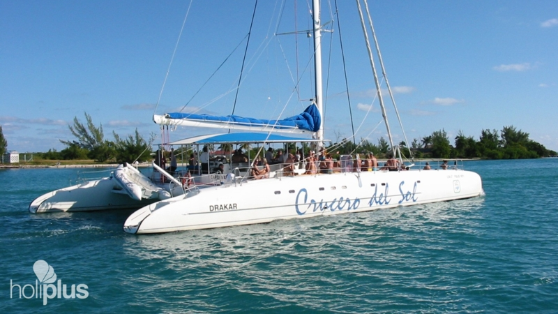 Book Crucero Del Sol Tour Departure From Varadero Cubatur