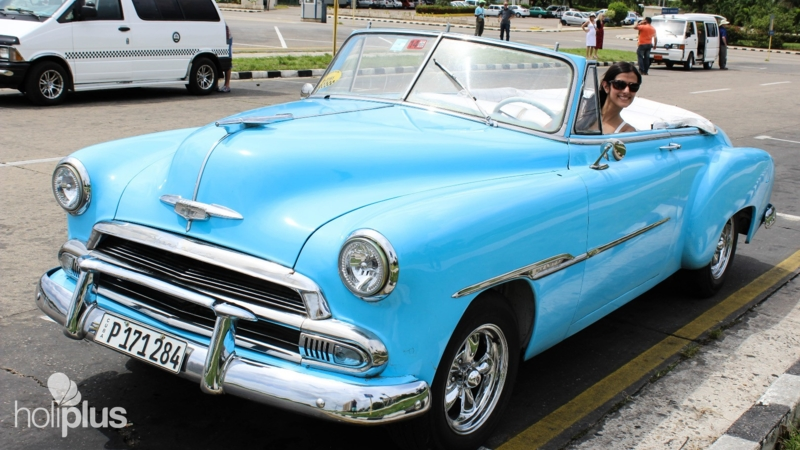 Book modern havana private tour in american convertible for Classic american convertibles