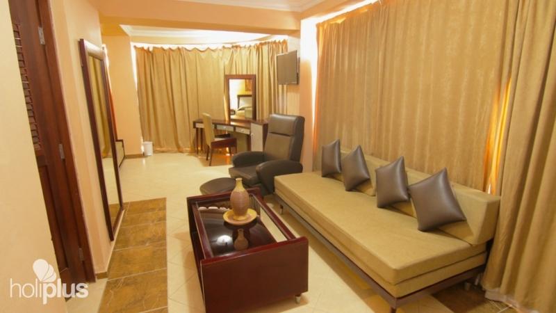 Reserva online el hotel islazul cadillac las tunas city for Sala junior islazul