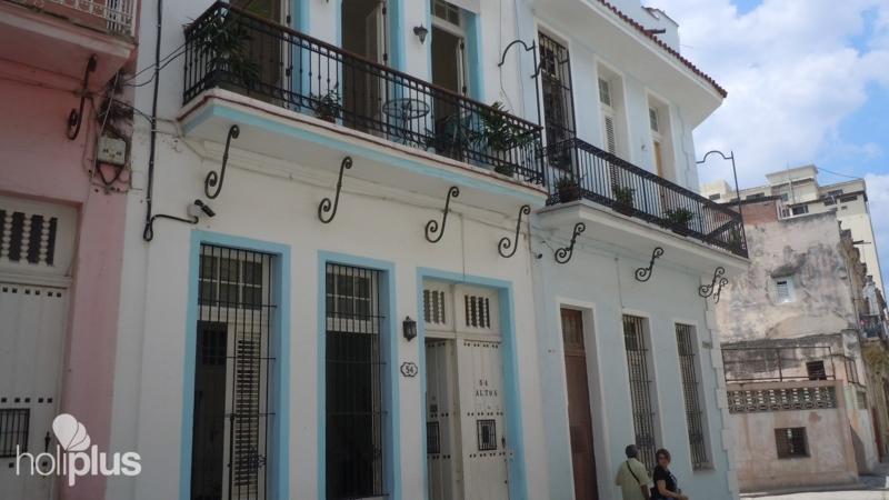 Book online casa azul habana habana no 54 old havana for Casa mansion los jardines havana